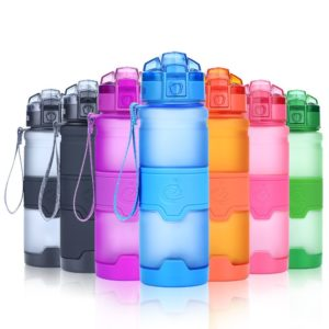 Bottiglie in plastica solida