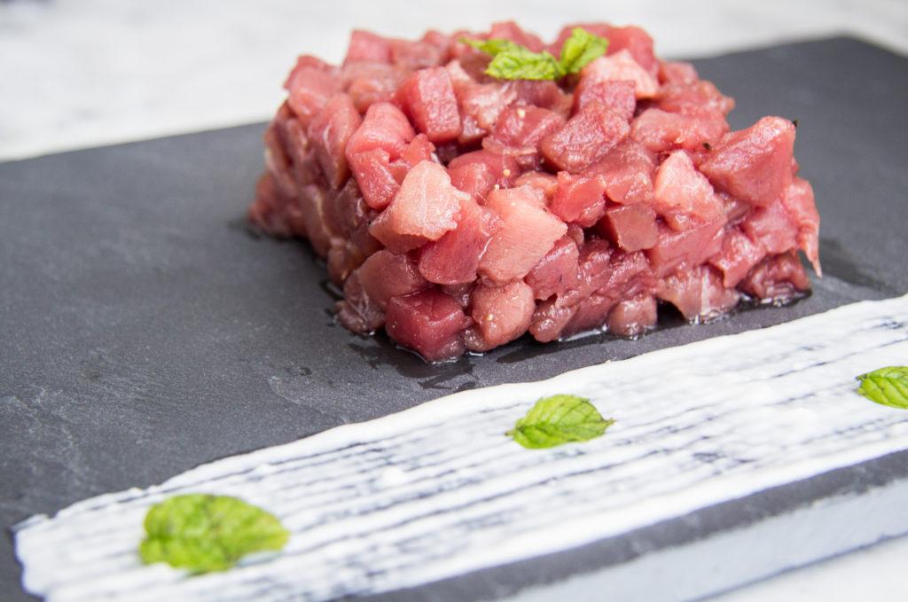 Tartarre di tonno rosso siciliano