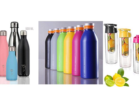 Bottiglie ecologiche