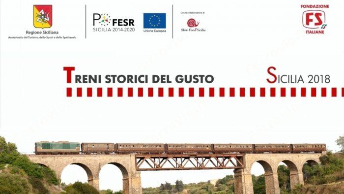 Treni storici del gusto - Sicilia
