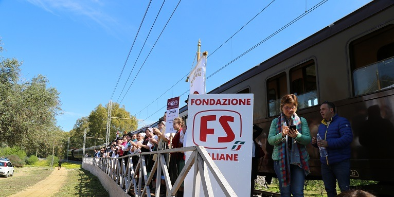 treni storici del gusto Sicilia