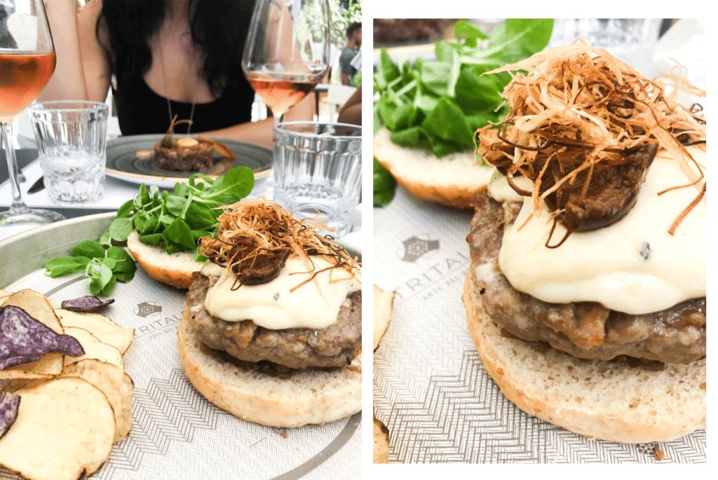 Hamburger di suino nero dei Nebrodi