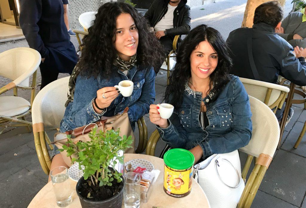 caffè Mexico a Napoli