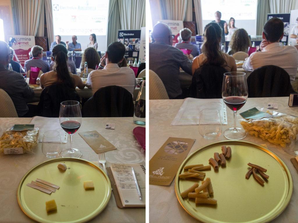 Masterclass pasta e formaggio con Roberto Rubino, Salvatore Passalacqua e Filippo Drago - saporite