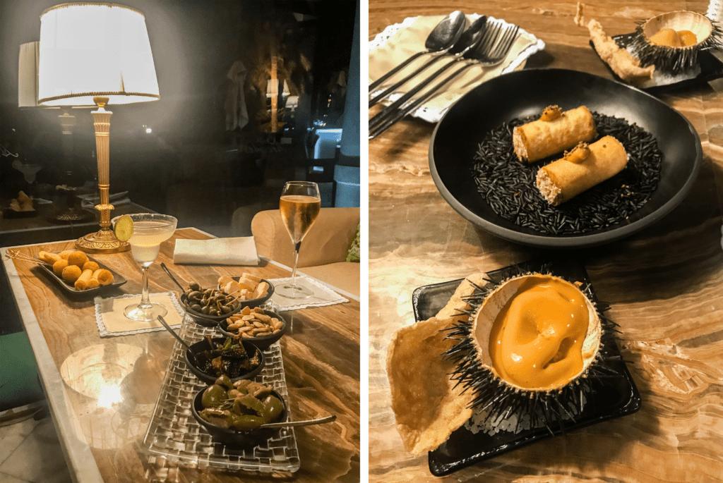 L'aperitivo di Villa Igiea a Palermo - saporite
