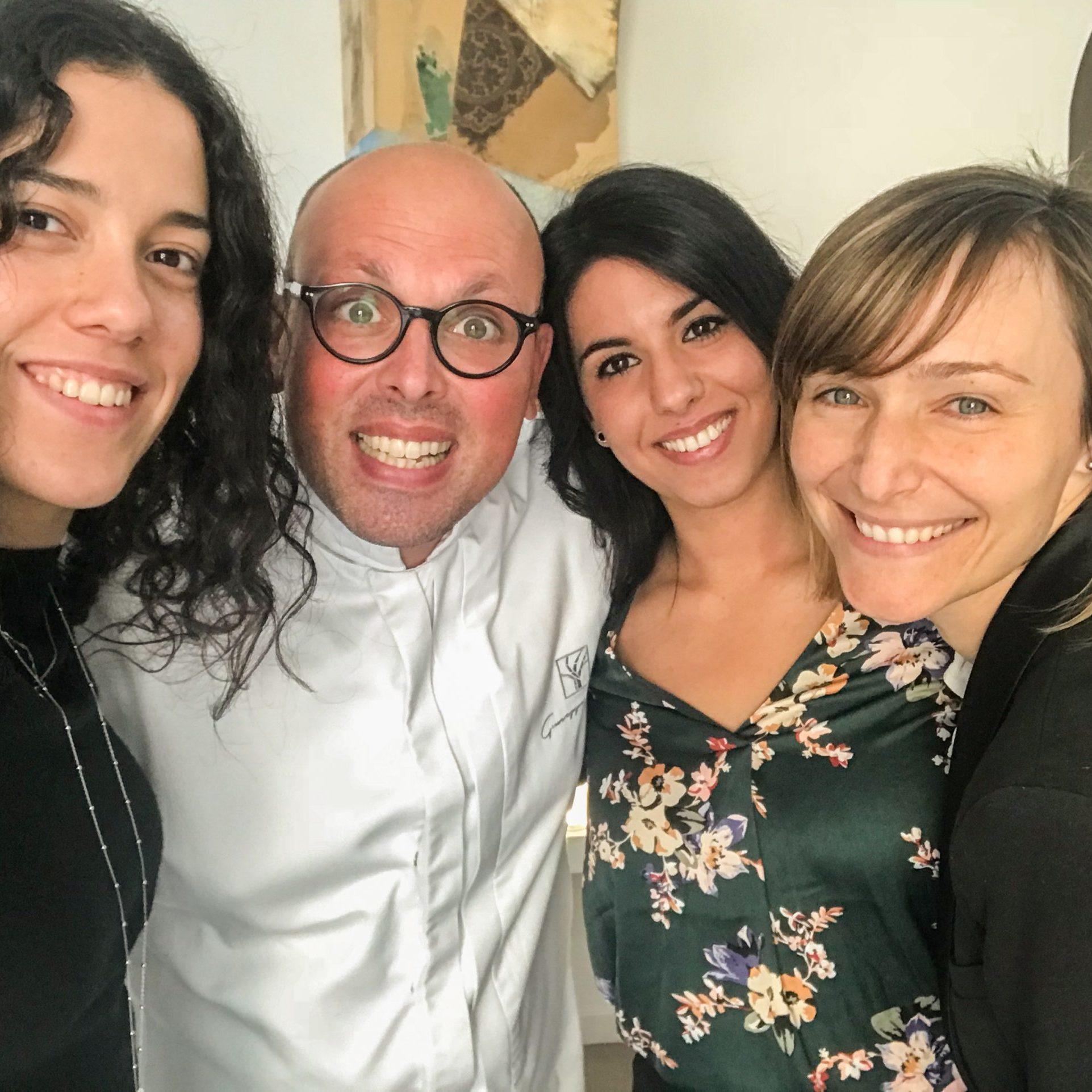 Saporite con Giuseppe Costa e Irene Figlia, sommelier del ristorante Il Bavaglino
