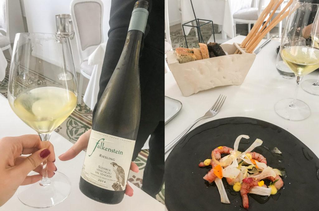 ristorante Il Bavaglino di Giuseppe Costa - ristorante stellato Sicilia - Saporite