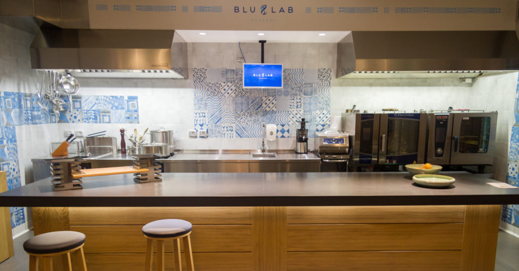 Blu Lab Academy - saporite