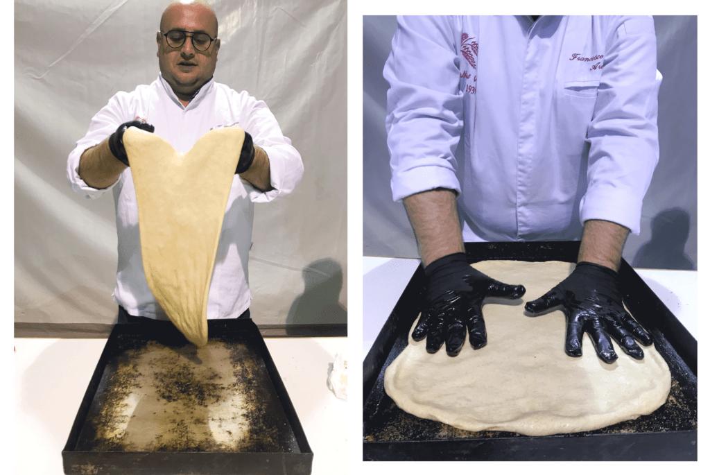 """""""L'arte della Panificazione"""" con Francesco Arena - Saporite"""
