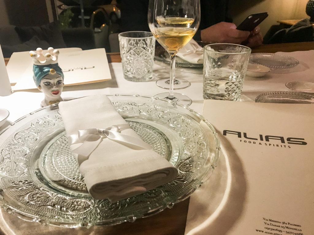 ALIAS ristorante Palermo - saporite blogger