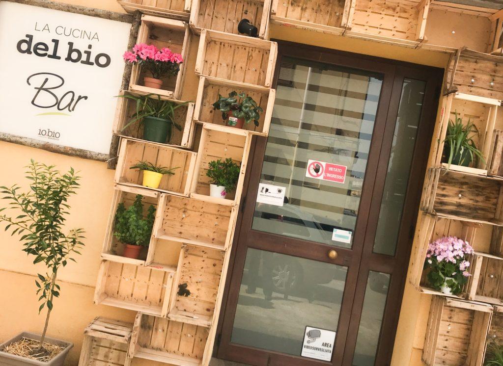 Io Bio, fattoria urbana palermo - saporite blogger