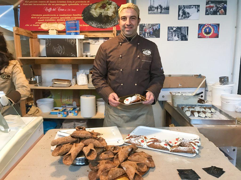 Pasticcere Sergio Biscari - Caffè del Corso Fratelli Biscari, Santa Cristina Gela (PA)