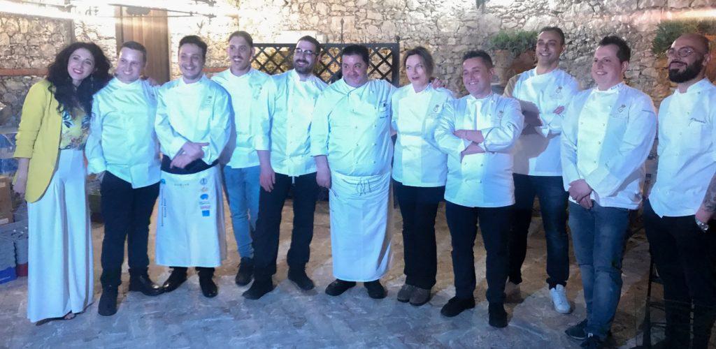 master blu lab academy a villa antonio - saporite blogger