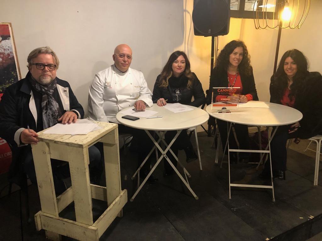 La giuria del Cannolo Festival a Palermo