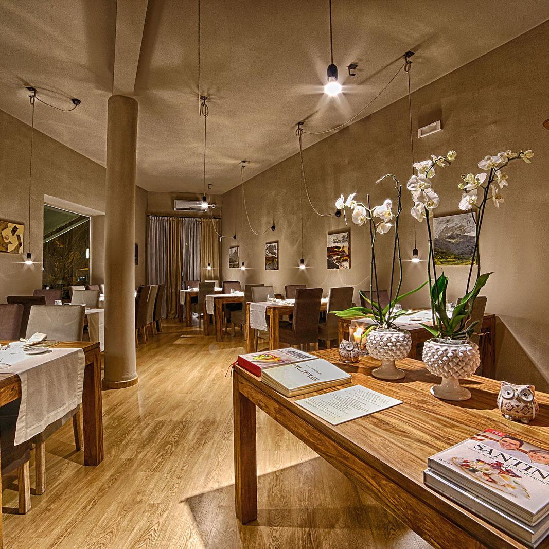 ALIAS ristorante elegante Palermo - saporite blogger