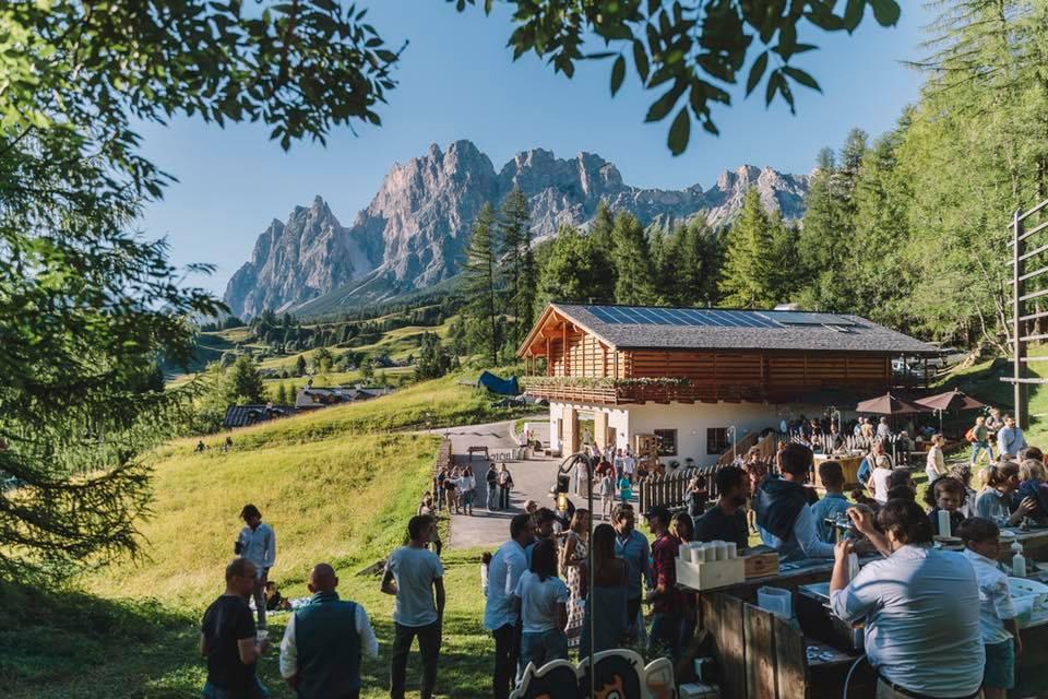 SanBrite, ristorante di cucina di montagna a Cortina d'Ampezzo