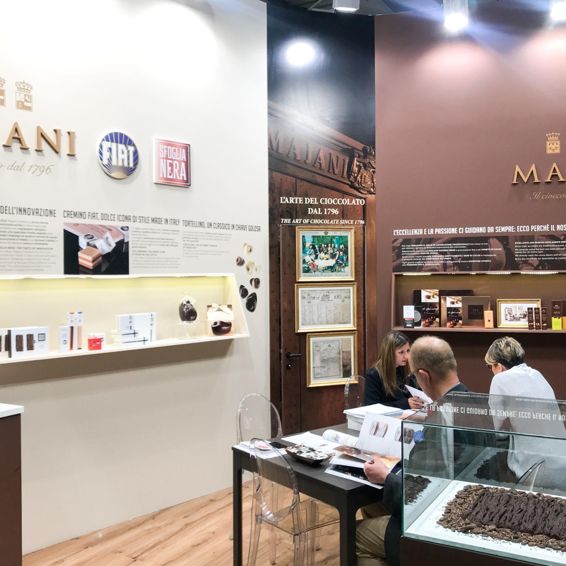 TUTTOFOOD 2019 - Majani cioccolato, saporite blogger