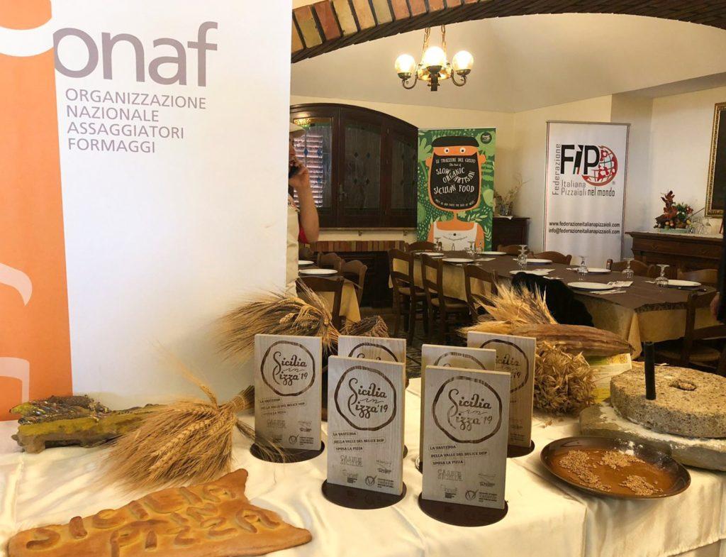 evento Sicilia in Pizza ONAF