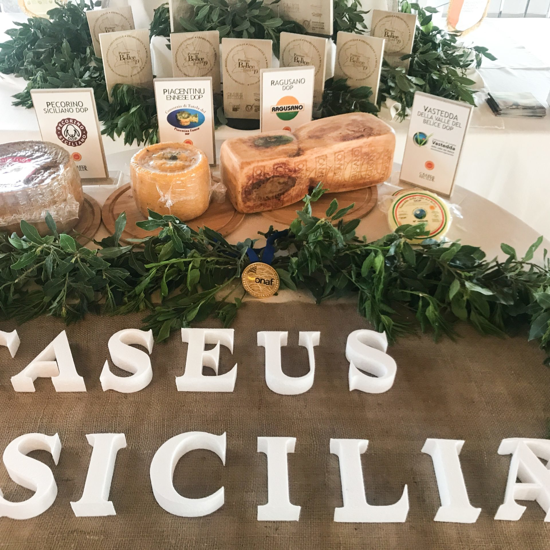 evento Caseus Siciliae