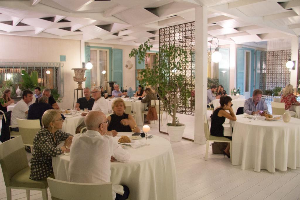 cena al charleston - marsala revolution - cantine pellegrino