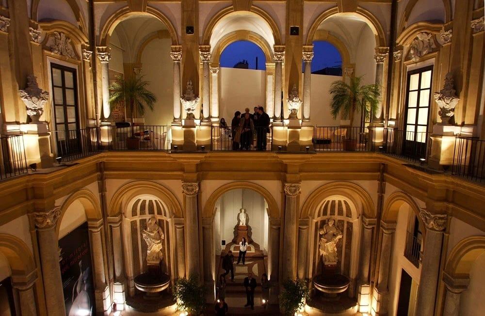 Panettone senza confini - Palazzo Sant'Elia
