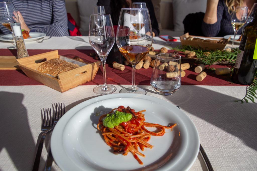 Visita alla cantina Spadafora in Sicilia - saporite blogger