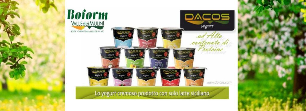 Dacos yogurt