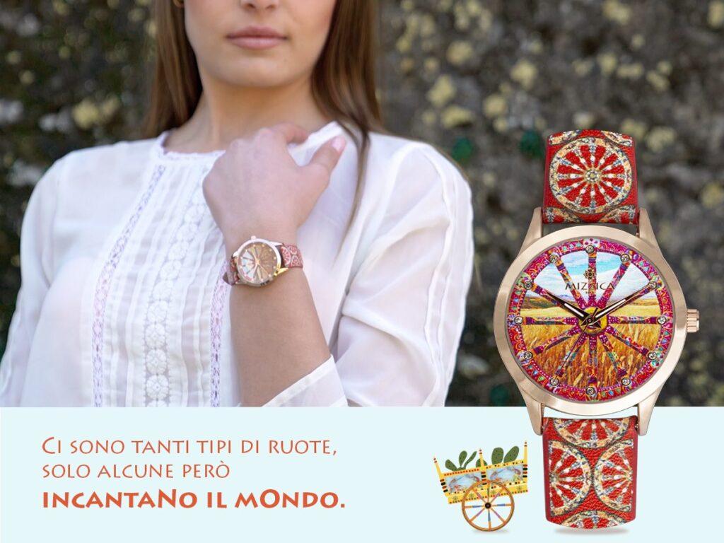 Mizzika Time orologi sicilia