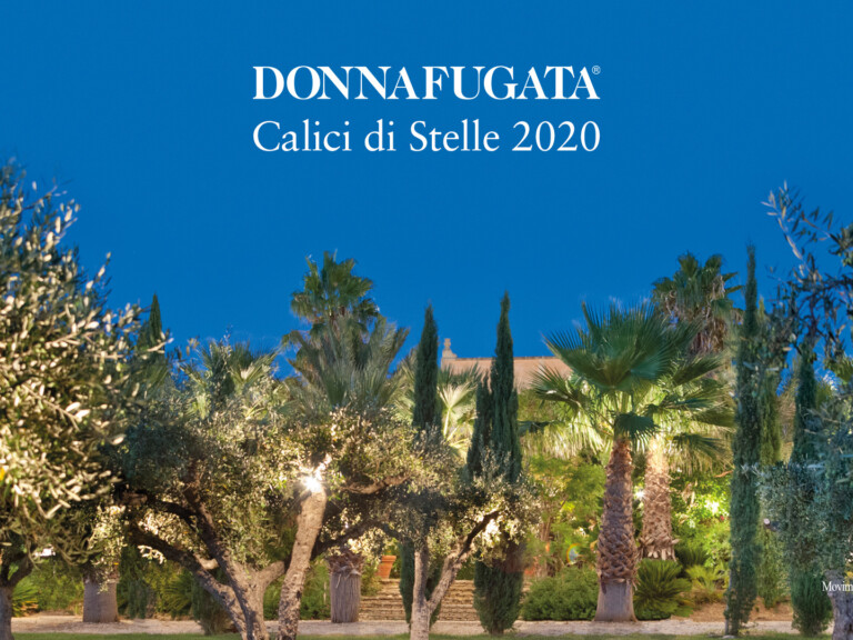 Calici di Stelle 2020, edizione speciale a Donnafugata.