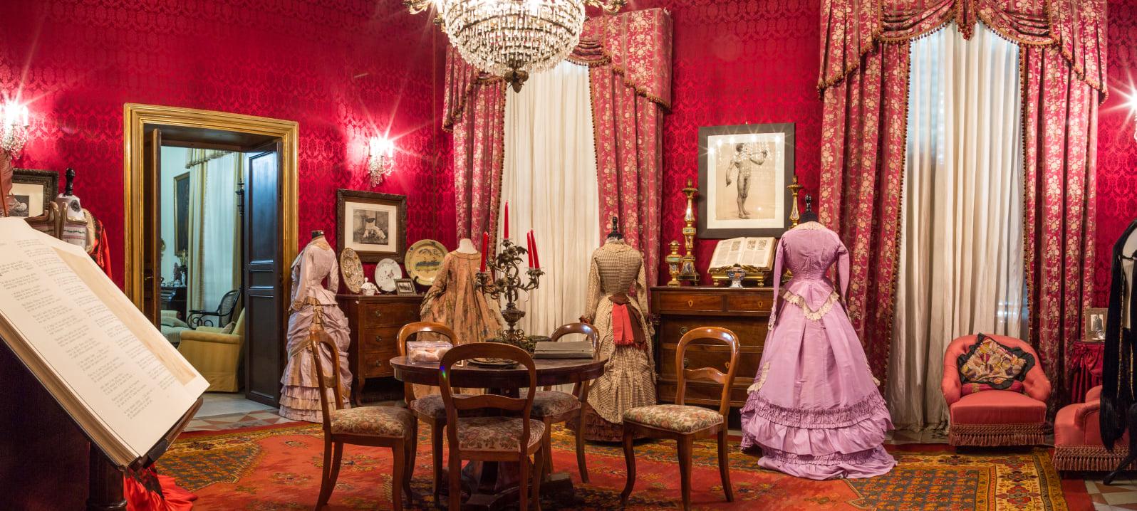 Casa Museo del Costume Raffaello Piraino