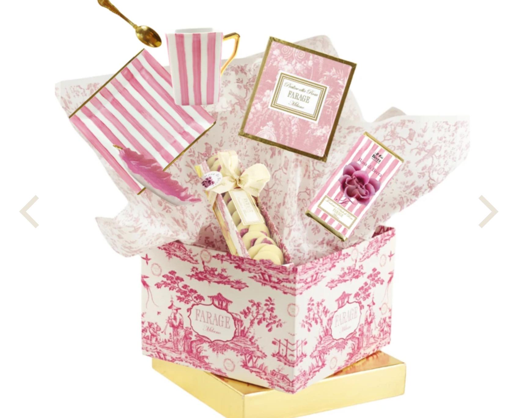 confezione regalo - ROSA DI BRERA GIFT BOX - Farage cioccolato (Lombardia)